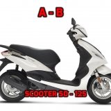 SCOOTER 50 - 125 1