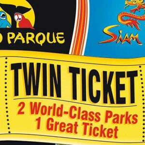 twin ticket siam park and loro parque